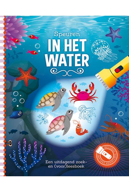 Zaklampboek, speuren in het water