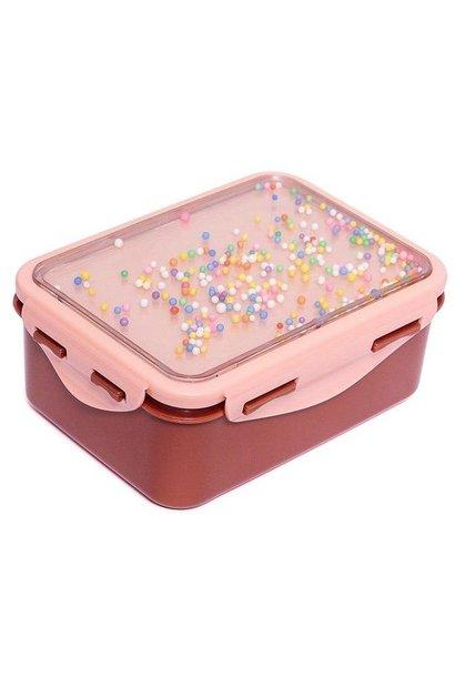 Lunchbox, popsicles  desert rose
