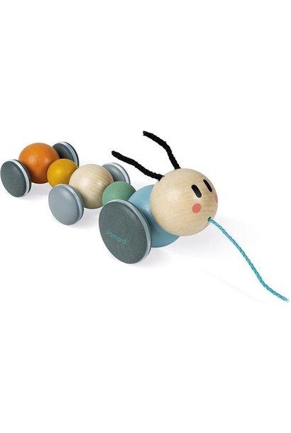 Sweet Cocoon - trekfiguur rups
