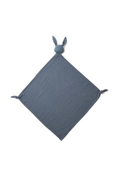 Robbie multi muslin cloth - blue wave