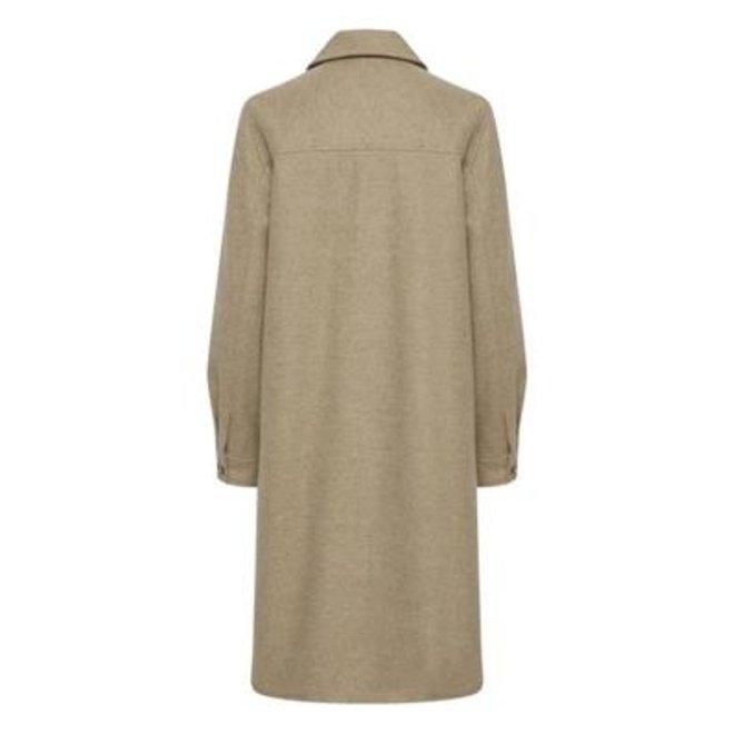 Byasja over shirt coat
