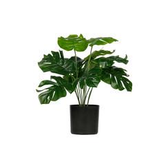Monstera Kunstplant Groen 40cm