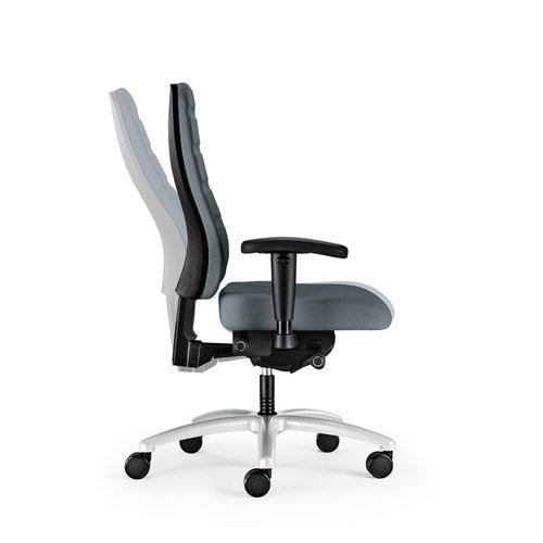 Prosedia Yourope PRO Bureaustoel - hoge rug