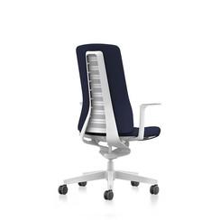 PUREIS3 PU113  Bureaustoel Zwart
