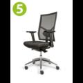 Smartsit London Edition (NET) Bureaustoel