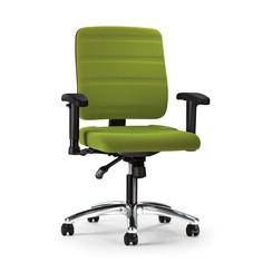 Prosedia Yourope 8 -Bureaustoel  Lage rug