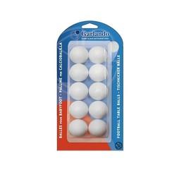Tafelvoetballetjes Wit (10X)