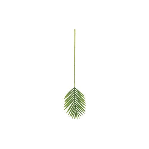 WOOOD Palm Kunstblad Groen 91cm