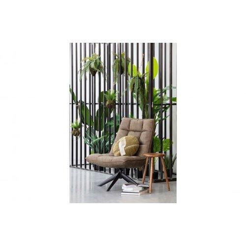 WOOOD Varen Hangende Kunstplant Groen 58cm