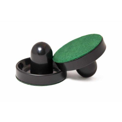 Groot - Pusher airhockey - zwart