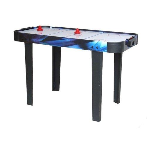 Airhockeytafel in 4 ft formaat voor groot en klein!