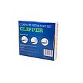 De Netpostcombinatie Clipper is goedgekeurd door de NTTB (Nederlandse Tafeltennis Bond) en dus gekwalificeerd voor gebruik tijdens de officiële tafeltennis competitie.