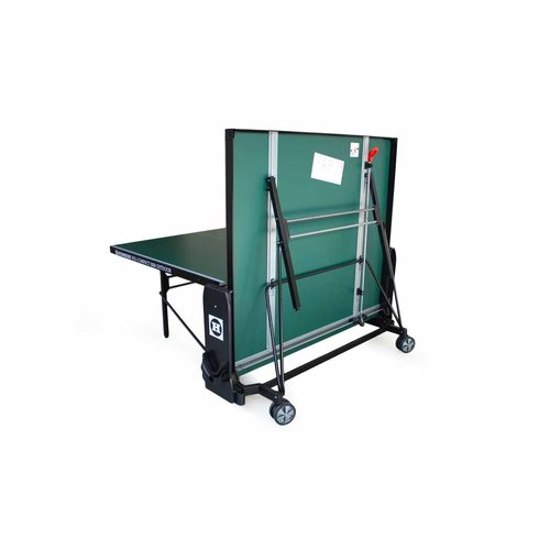 Heemskerk Deze Heemskerk tafeltennistafel van zware kwaliteit is voor zowel particulier gebruik als voor scholen/instellingen geschikt.