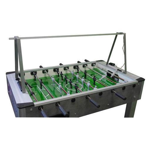 <p>[+] Extra licht bij je voetbaltafel<br />[+] Eenvoudig te monteren</p>