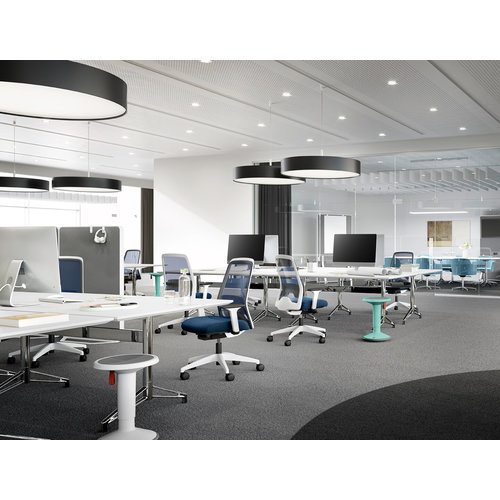 Interstuhl  Interstuhl NEW EVERYis1 Bureaustoel  Zwart