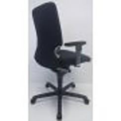 Bureaustoel Comforto 77 zwart