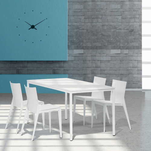 Domino Basic tafel 160 x 80 cm