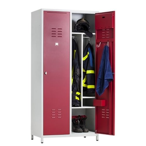 Garderobekasten ITF (brandweer)