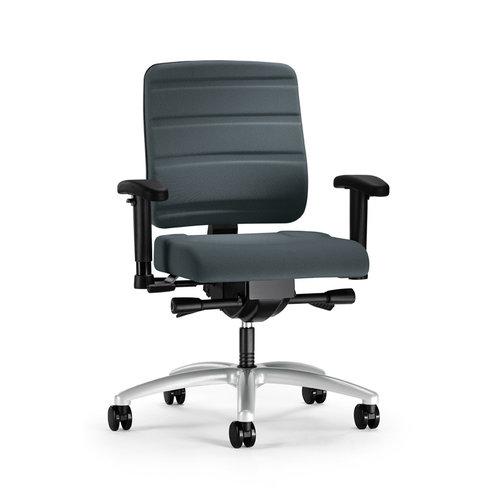 Prosedia  Yourope PRO Bureaustoel  - lage rug