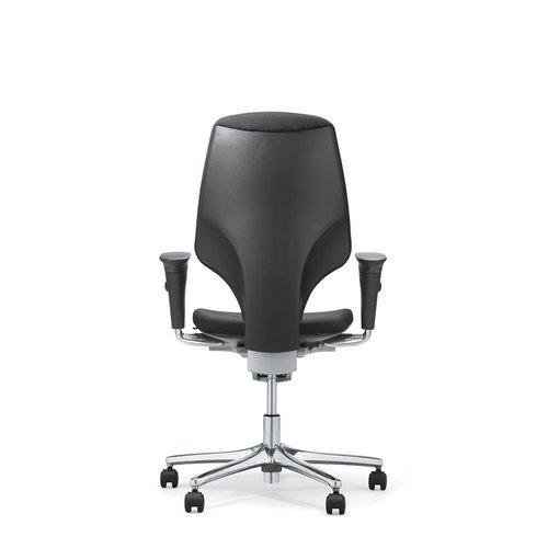 Bureaustoel Giroflex 64 met  4D armleggers