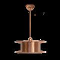 Hanglamp SPOOL Deluxe Koper