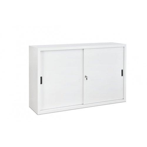 Smartsit Lage schuifdeurkast 72,5 160 x 45 cm