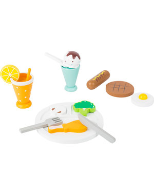 Small Foot Houten Lunchset