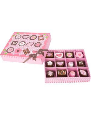 Small Foot Houten Box met Bonbons