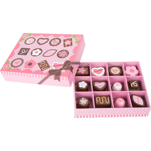 Small Foot Houten Box met Bonbons