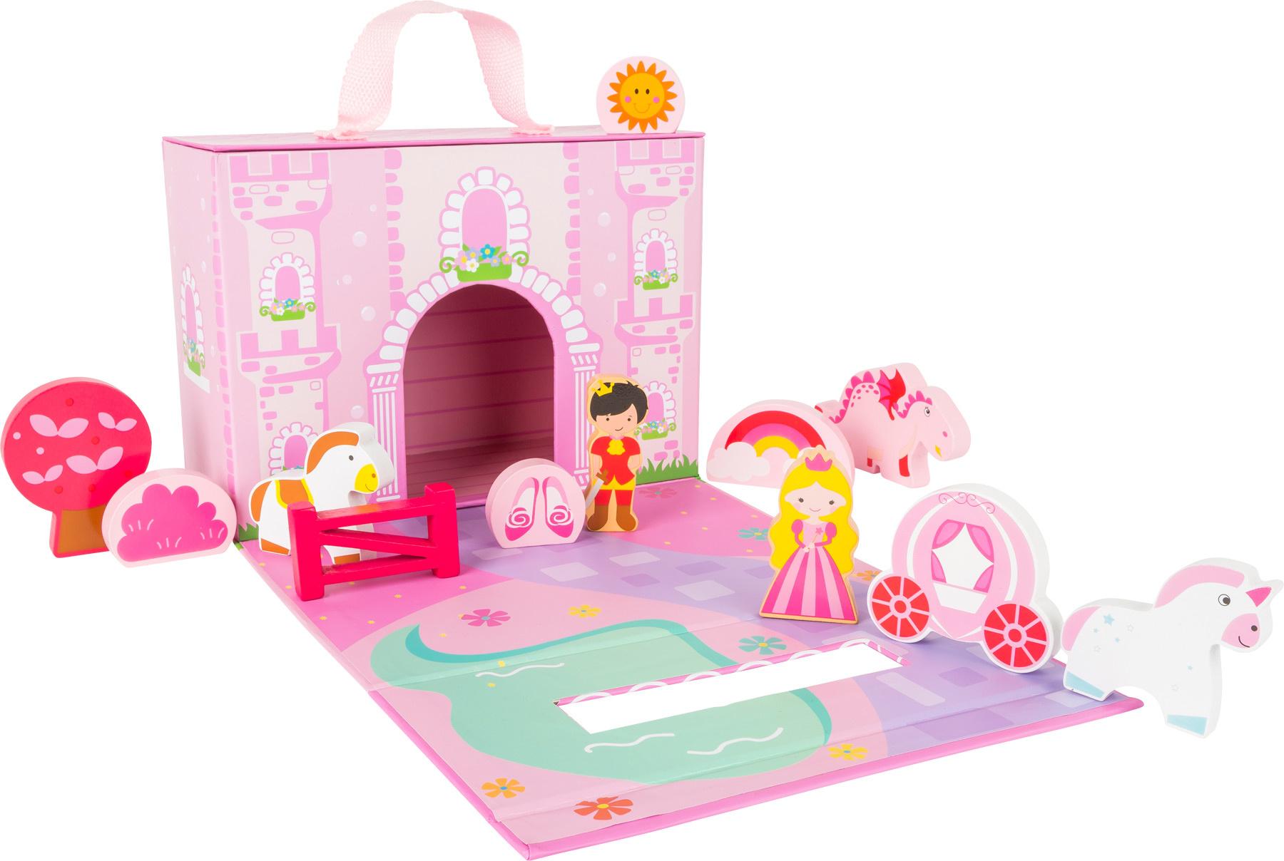 Meeneem prinsessenkoffer