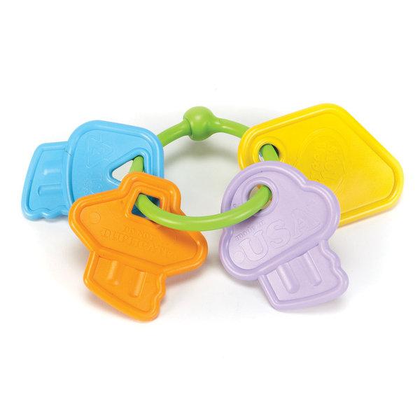 Green Toys 'Mijn eerste sleutelbos'