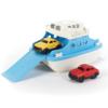 Veerboot met 2 auto's 'Blauw/Wit'