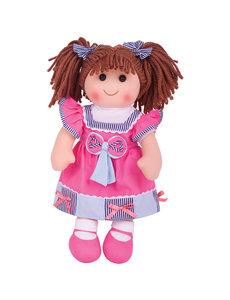 Bigjigs Toys Lappenpop 'Emma' (Large)