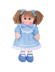 Bigjigs Toys Lappenpop 'Amelia' (Large)
