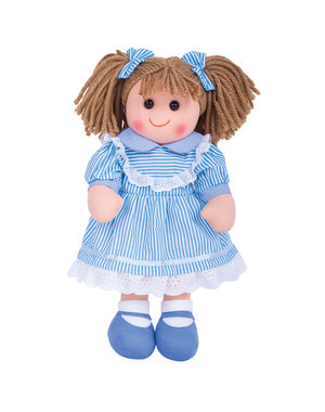 Bigjigs Toys Lappenpop 'Amelia' (Large)