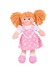 Bigjigs Toys Lappenpop 'Ruby' (Small)