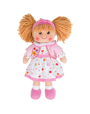 Bigjigs Toys Lappenpop 'Kelly' (Medium)