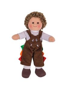Bigjigs Toys Lappenpop 'Jack' (Small)