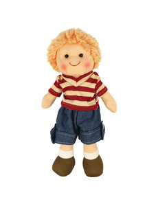Bigjigs Toys Lappenpop 'Harry' (Small)