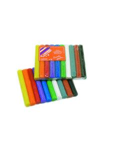 Weible Knet Natuurlijke Klei 'Glitter' (150 gram)