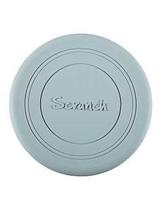 Scrunch Siliconen Frisbee 'Misty Grey'