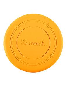 Scrunch Siliconen Frisbee 'Mustard'