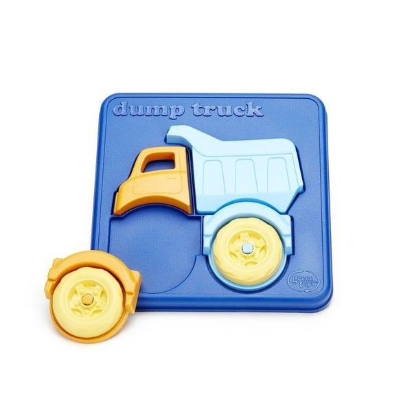 Green Toys 3D Puzzel 'Kiepauto'