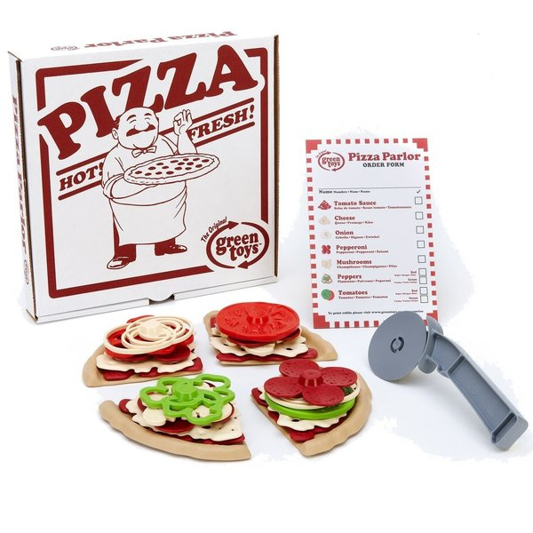 Green Toys Pizzeria Speelset