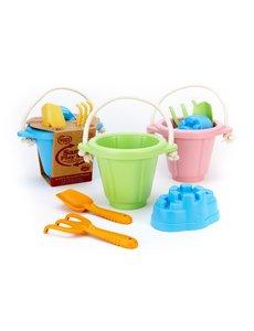 Green Toys Strandspeelset 'Groen'