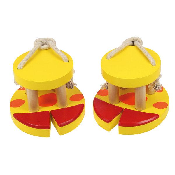 Bigjigs Toys Houten Loopklossen