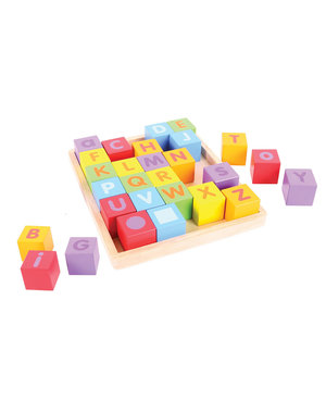 Bigjigs Baby ABC-blokken