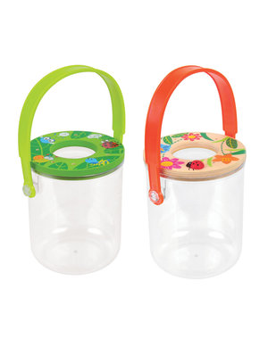 Bigjigs Toys Insecten Onderzoek Pot