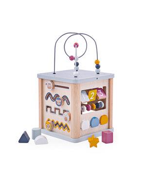 Bigjigs Toys Activiteitenkubus