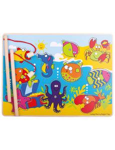 Bigjigs Toys Magneetspel 'Zeedieren'